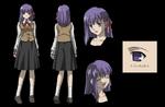 Sakura studio deen character sheet