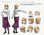 Arcueid Carnival Phantasm character Sheet