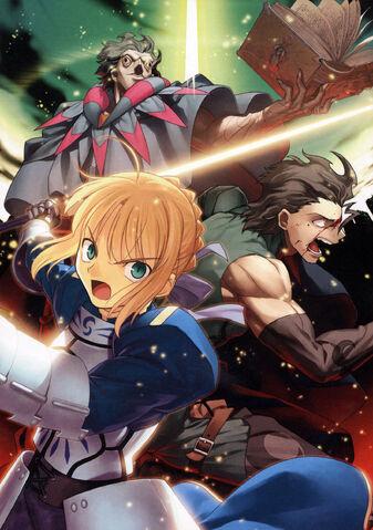 FateZero Light Novel  TV Tropes