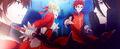 Fate Extra Sound Drama Saber VS Assasin.jpg