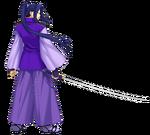 Assassin Ryuji Higurashi cut in