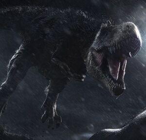 March of the Dinosaurs Gorgosaurus