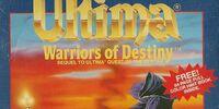 NES-Port of Ultima V