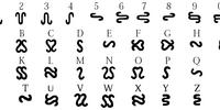 Ophidian Alphabet