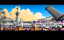 Space-cannon-exhibit