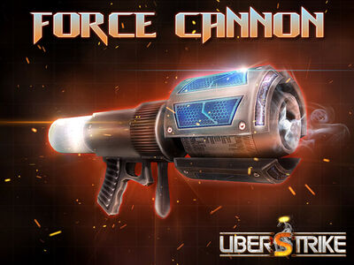 Force Cannon