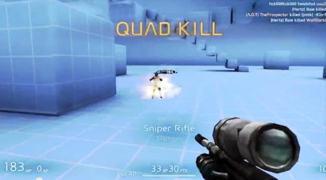 QUAD KILL