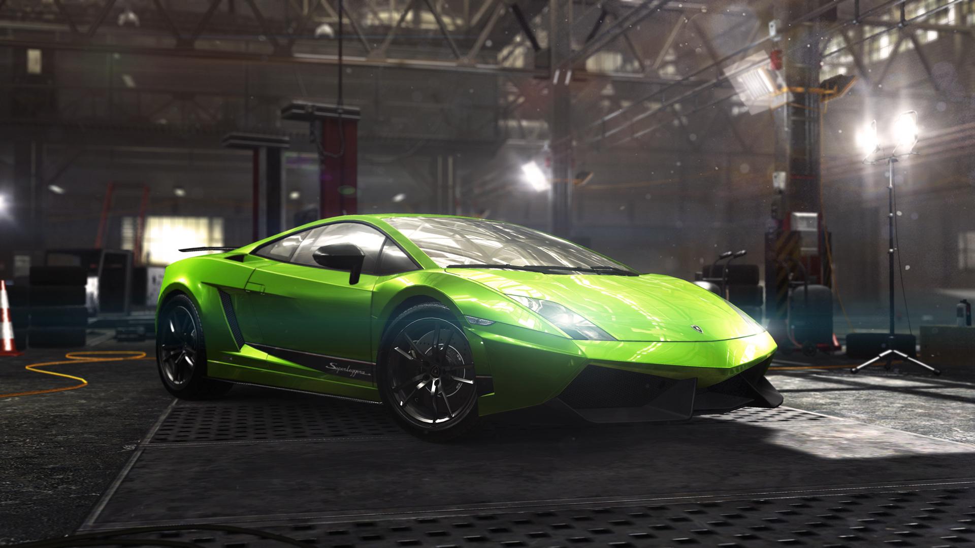 Lamborghini Gallardo Lp570 4 Superleggera Ubisoft S The