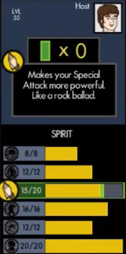 UAA Stat Spirit