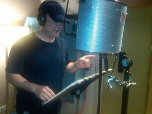 Larry-Murphy-Ugly-Americans-Recording