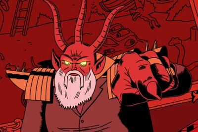 Aldermach Maggotbone Evil