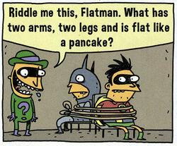 Flatman