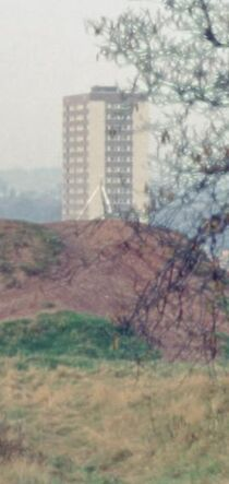 Concorde Tower from Castle Bromwich
