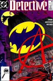 Detective Comics -608 (November 1989)