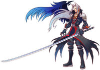 Sephiroth Kingdom Hearts