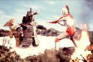 Kodaigon Alien Groates v Ultraman
