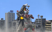 X Vs Zetton