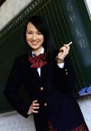 Misuzu back in school