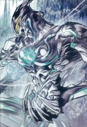 Belial possessed-Ultraman