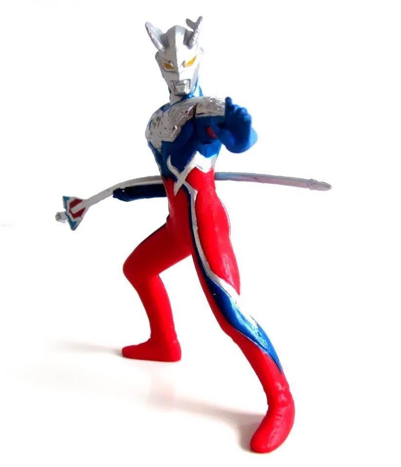 Image Copy of Ultraman Zero Revenge Belial Figure