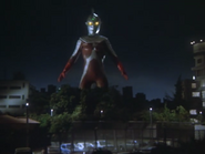 Delusion Ultraseven's real first appearance