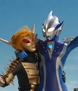 Alien Babalou v Ultraman Hikari