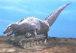 Dinosaur Tank