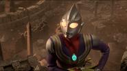 Tiga looks at Demonothor