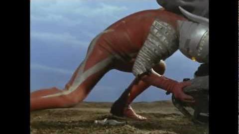 Tankasaurus Rex! UltraSeven vs Dinosaur Tank