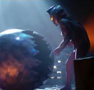 Madeus v Ultraman Max II