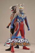 Ultra Galaxy Legends Gaiden Ultraman Zero vs. Darclops Zero