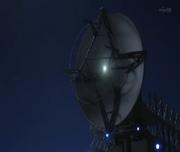 UPG Live Base Parabolic Antenna