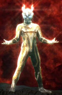 Shining Zero Ultraman Ginga S