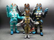 Alien Baltan jr. toys