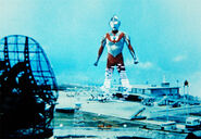 Ultraman teleportation I