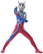 Ultraman Zero artwrk