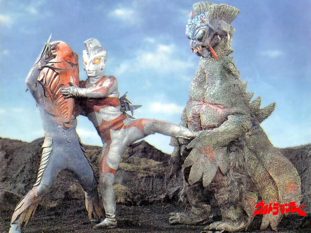 Image - Ultramanacevsmonstersdu.jpg | Ultraman Wiki ...