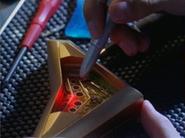 Gamu constructing the Esplender