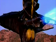 Powered Zetton Beam Reflection