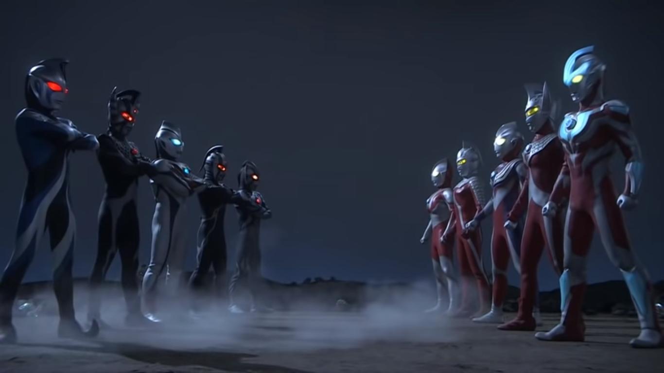 Image Ginga Brothers V Dark Brothers Png Ultraman Wiki