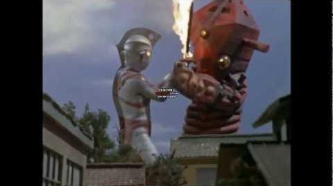 Season of Fire! Ultraman Ace vs Firemons and Alien Fire-0