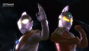 Ultraman and Ultraseven Mega Battle