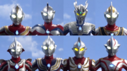 Ten ultra brothers