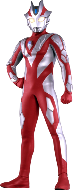 Ultraman Xenon info