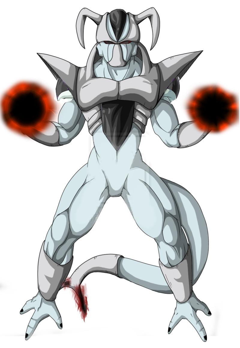 The Frost Demon Ultra Dragon Ball Wiki Fandom Powered