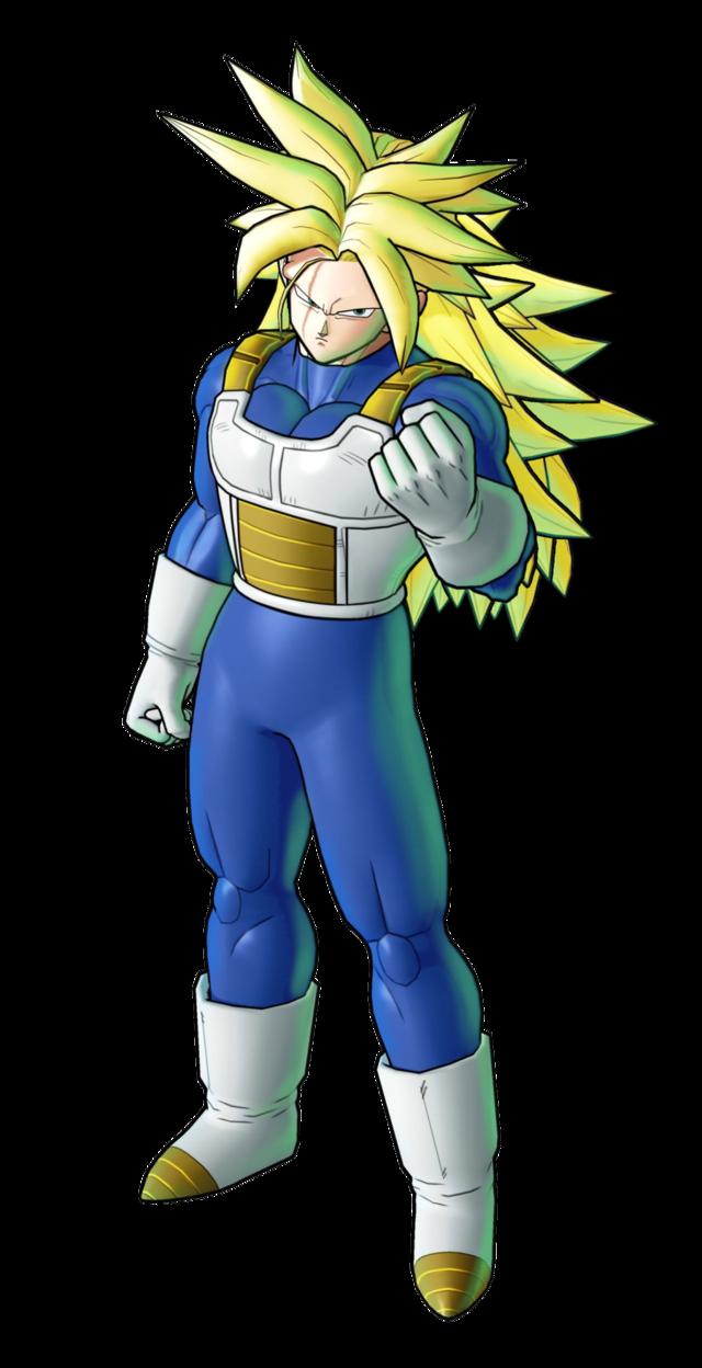 Image - Trunks saiyan armor ssj3 by spongeboss-d32c8ao.png ...