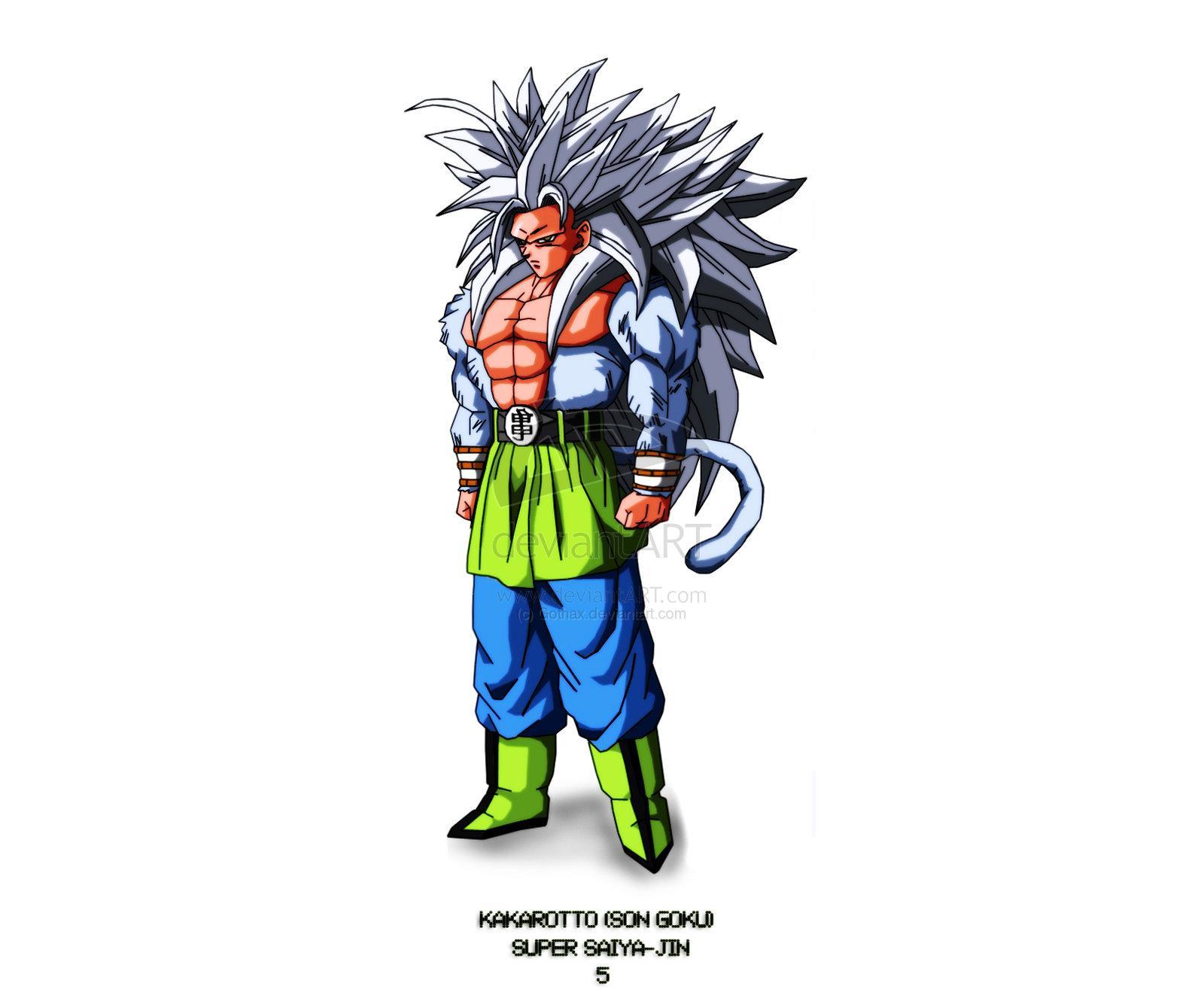 Image goku af super saiyan 5 jpg ultra dragon ball - Goku super sayan 5 ...