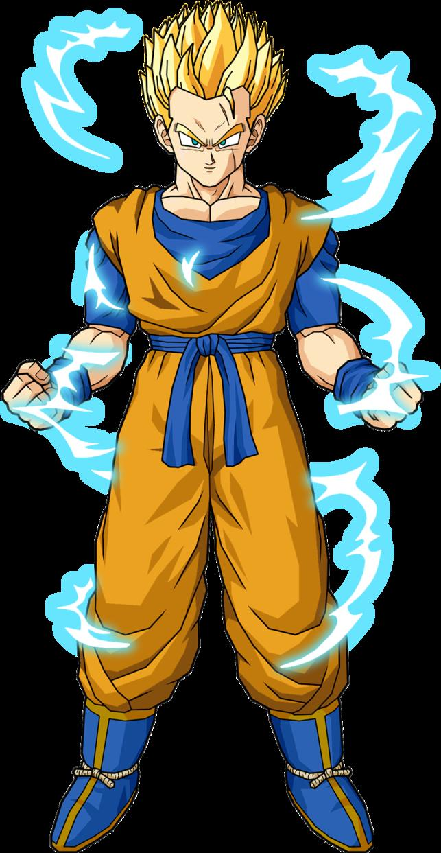 All About Future Gohan Dragon Ball Wiki Fandom Powered By Wikia