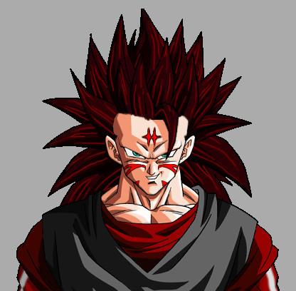 Negative Super Saiyan Goku by 101ryan11 on DeviantArt