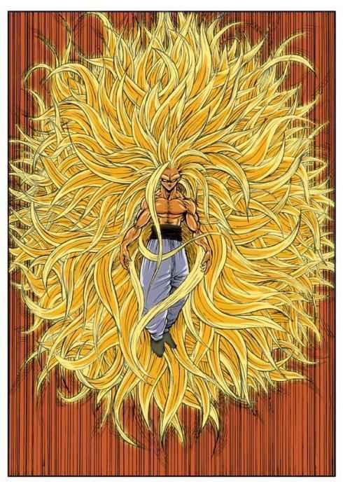 Image - Super Saiyan 5.jpg | Dragonball Fanon Wiki | Fandom ...